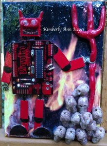 Robot Diavolino