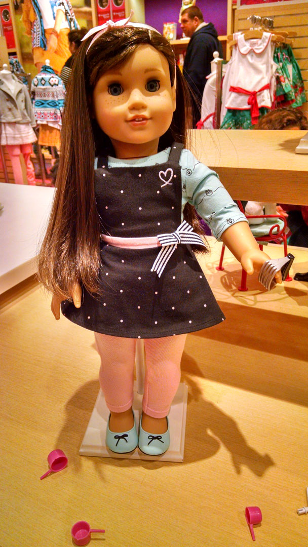 i got an american girl s girl of the year grace thomas for 95 off